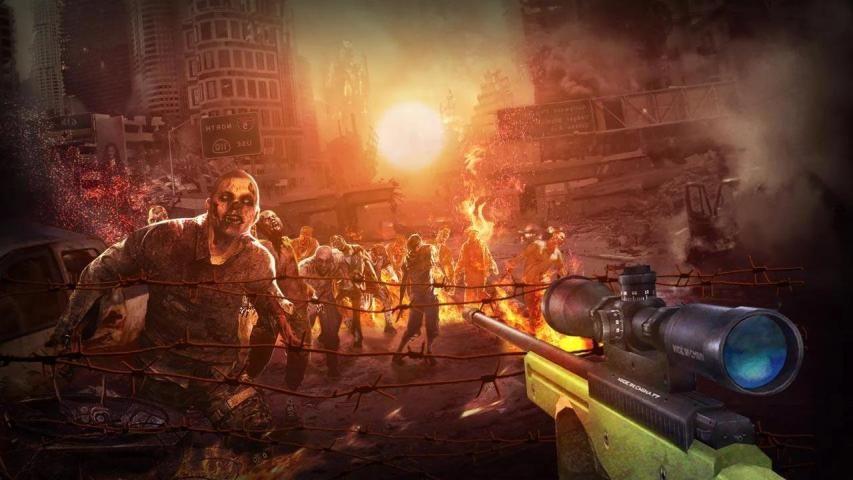 Dead Duty : Escape Zombie Force screenshot 1