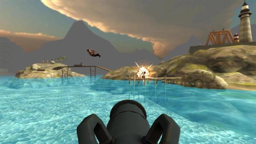 Ragdoll Cannon 2 screenshot 4