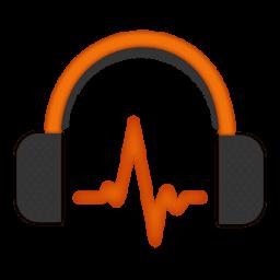 Sensitive Music Player Free أيقونة