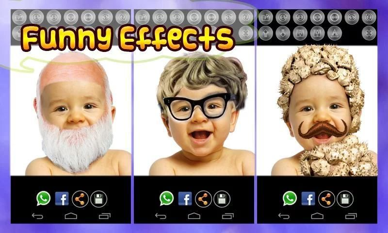 Fun Face Changer Extreme Free 10 تصوير الشاشة