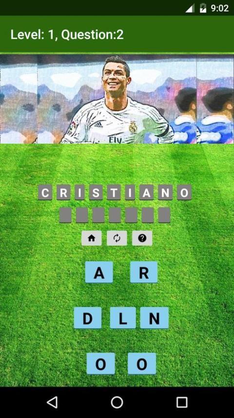 Football Quiz 3 تصوير الشاشة
