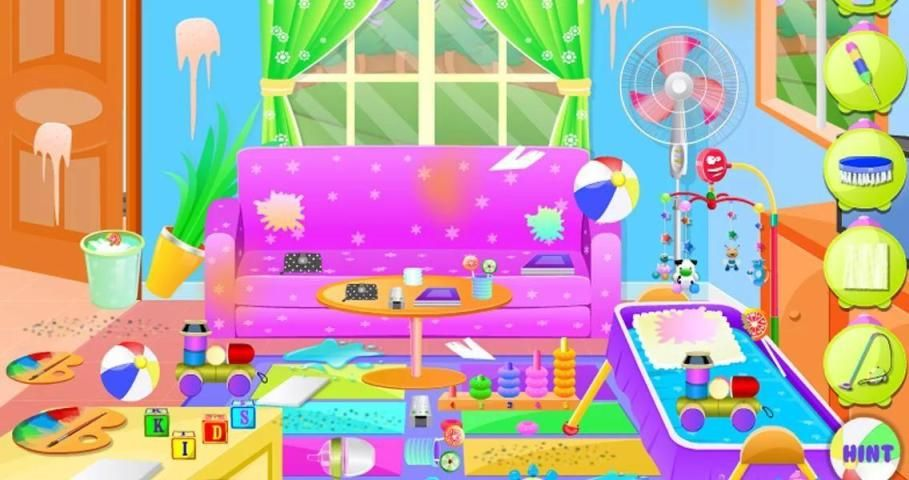 Baby sibling trouble for kids screenshot 5