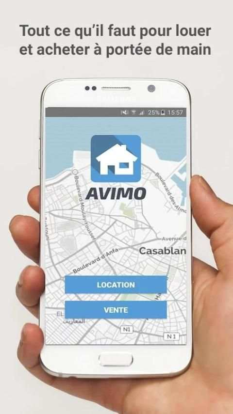 Avimo - location, immobilier screenshot 4