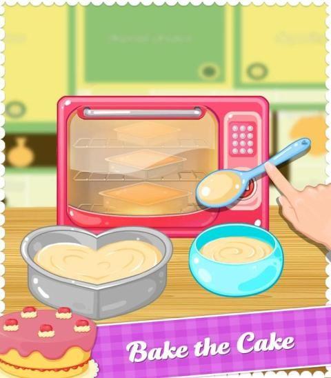 Bakery Party! Cupcake Salon screenshot 6