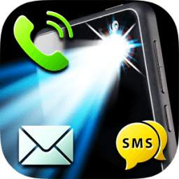 LED Flash Alerts on Call & SMS