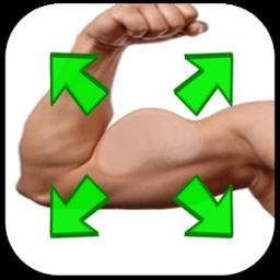 Muscle Editor - Bodybuilding icon
