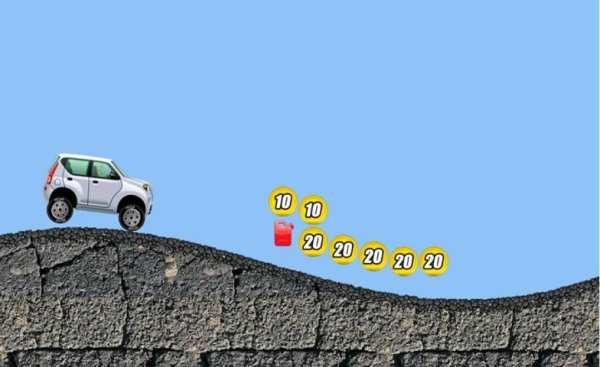 Mountain 4x4 Jeep Race screenshot 3