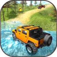 Off-Road Hill Climb 4x4 Jeep: Mountain Adventure icon