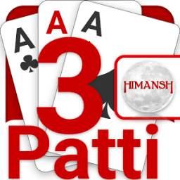 Teen Patti Offline India Poker