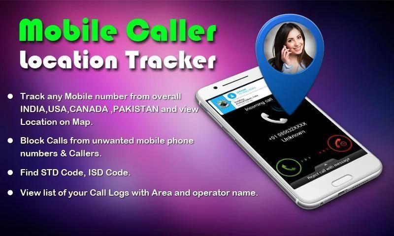 Mobile Caller Number Location Tracker screenshot 3