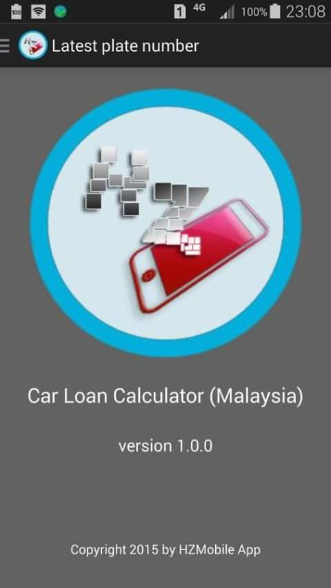 Car Loan Calculator (Malaysia) screenshot 8