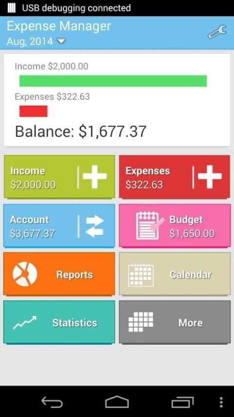 Expense Manager screenshot 6
