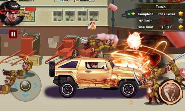 Street Combat 2: Fatal Fighting screenshot 1