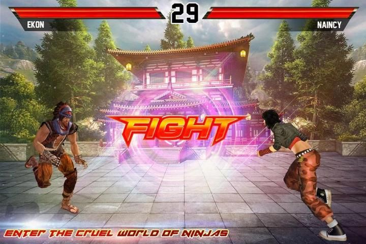 Kung Fu Action Fighting: Best Fighting Games screenshot 3
