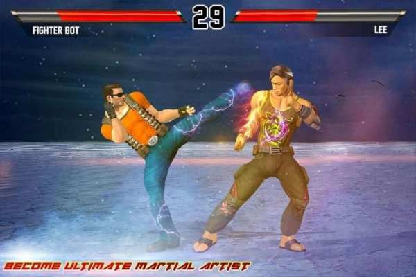 Kung Fu Action Fighting: Best Fighting Games screenshot 2