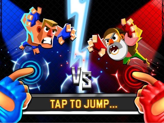 UFB 3: Ultra Fighting Bros- Ultimate 2player Fun 3 تصوير الشاشة