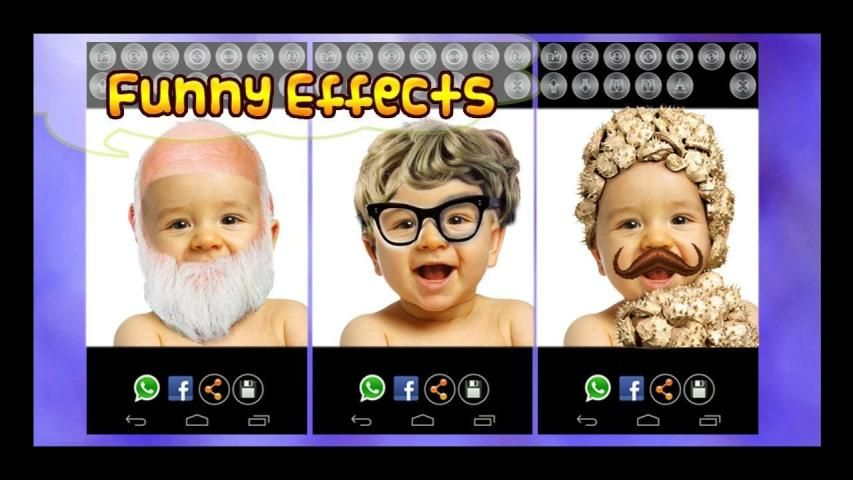 Fun Face Changer Extreme Free 6 تصوير الشاشة