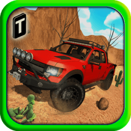 Offroad Muscle Truck Driving Simulator 2017 icon