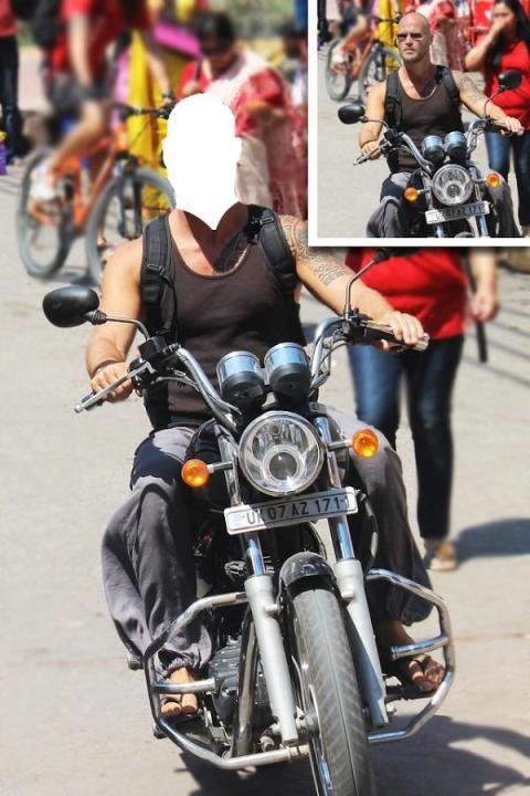 Bullet Bike Photo Suit screenshot 3