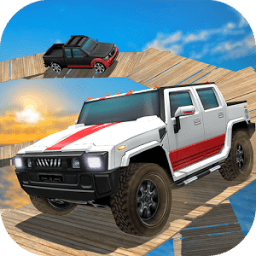 Impossible Car Track Drive icon