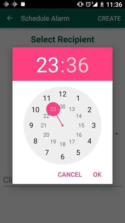 Scheduler for WhatsApp screenshot 2