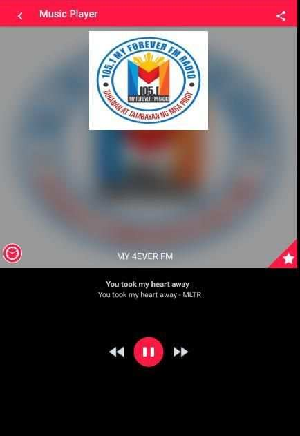 Pinoy Radio (Radyo Tagalog) screenshot 1
