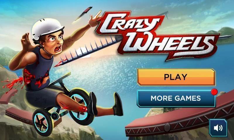 Crazy Wheels 1 تصوير الشاشة