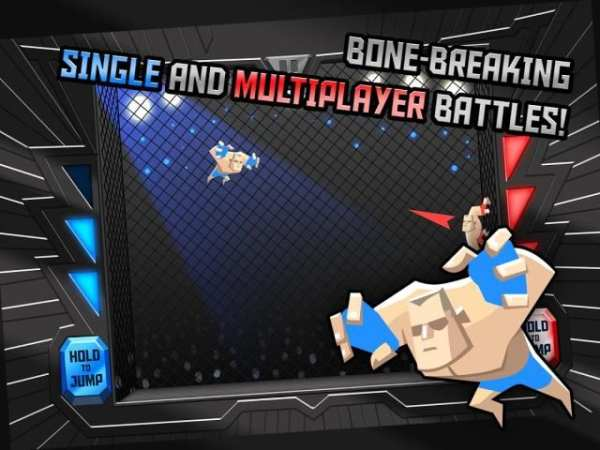 UFB: Ultra Fighting Bros - Ultimate Battle Fun screenshot 5