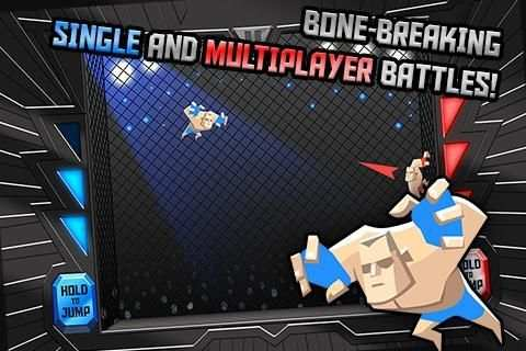 UFB: Ultra Fighting Bros - Ultimate Battle Fun screenshot 11
