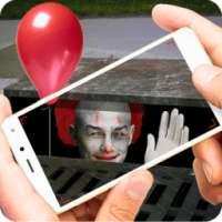 Real Radar Scanner Clown Joke icon