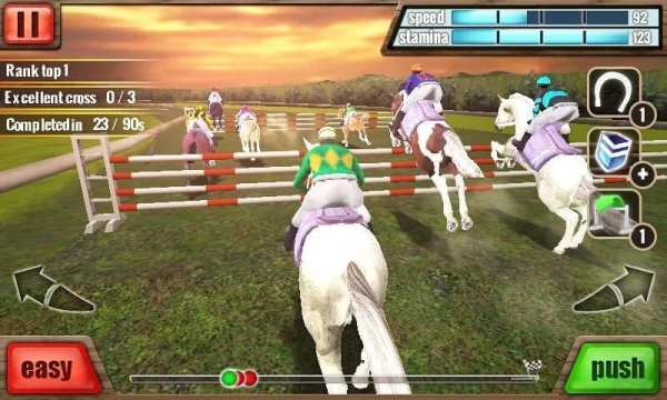Horse Racing 3D screenshot 5