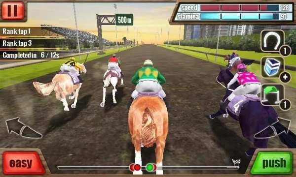 Horse Racing 3D screenshot 4