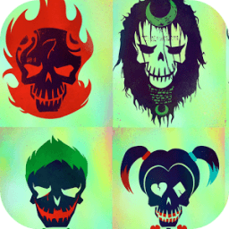 The Squad Wallpaper HD أيقونة