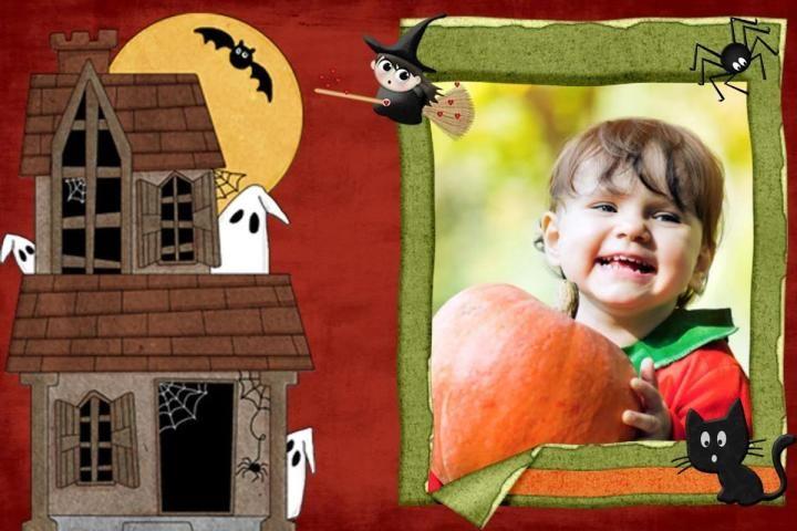 Halloween Photo Frames screenshot 2