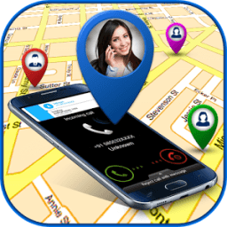 Mobile Caller Number Location Tracker icon