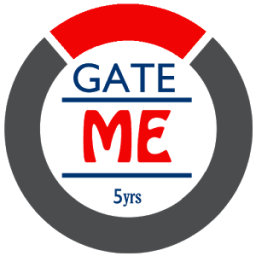 GATE 5 Years - ME (GATE-2018) أيقونة