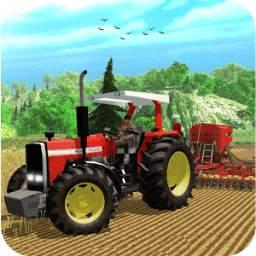 Real Farming Simulator Game