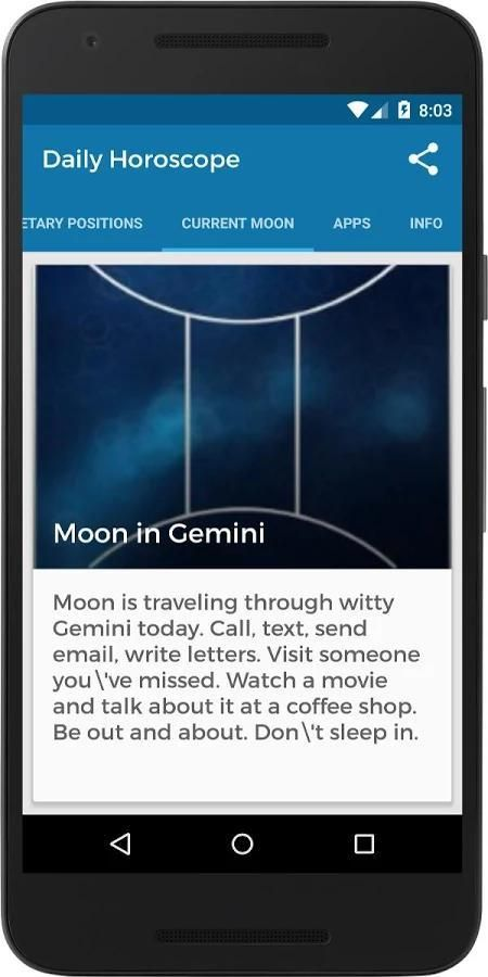 Daily Horoscope screenshot 4