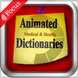 Animated Medical Dictionary أيقونة