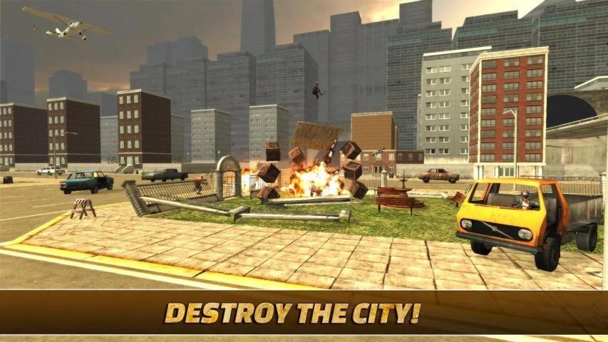 Ragdoll Cannon 2 screenshot 5