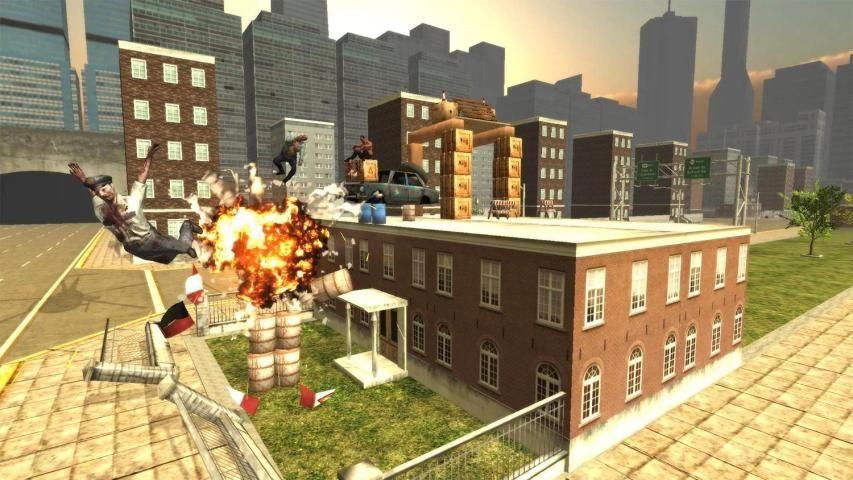Ragdoll Cannon 2 screenshot 8