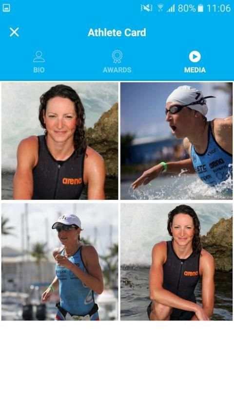 SwimIn - Swimming news & tips скриншот 1