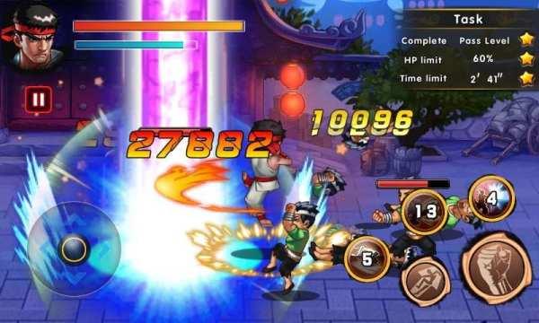 Street Combat 2: Fatal Fighting screenshot 2