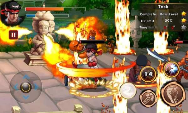Street Combat 2: Fatal Fighting screenshot 4