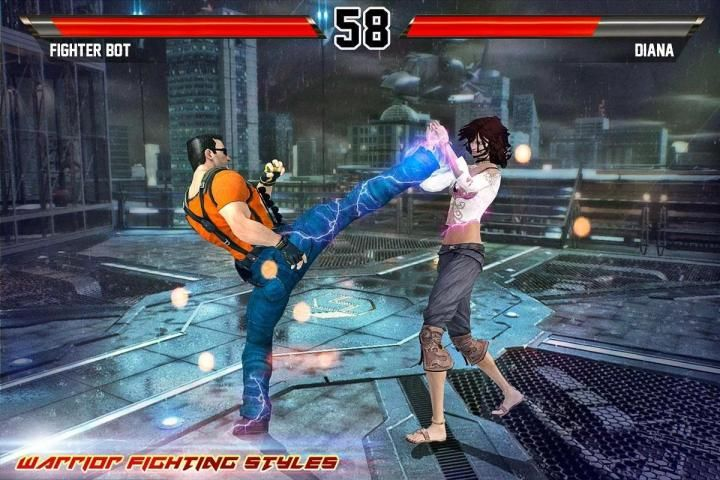 Kung Fu Action Fighting: Best Fighting Games screenshot 4