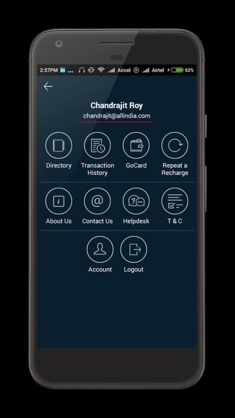 Mobile Recharge–Multi-Currency 4 تصوير الشاشة
