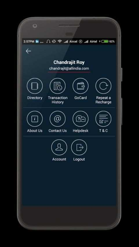 Mobile Recharge–Multi-Currency screenshot 4