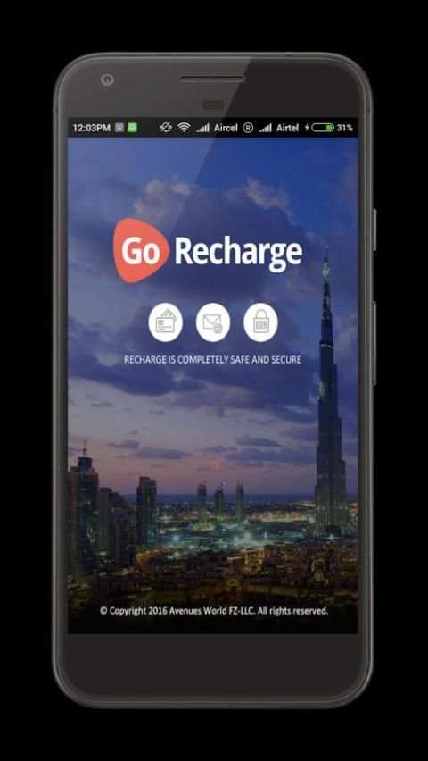 Mobile Recharge–Multi-Currency screenshot 6
