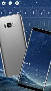 Galaxy S8 Samsung Keyboard screenshot 5