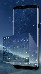 Galaxy S8 Samsung Keyboard screenshot 2